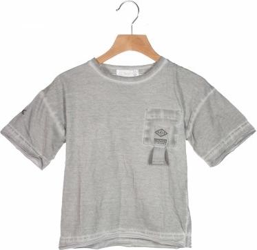 Zielona koszulka dziecięca Lefties z krótkim rękawem
