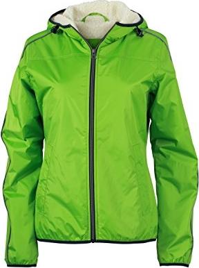 Zielona kurtka james & nicholson