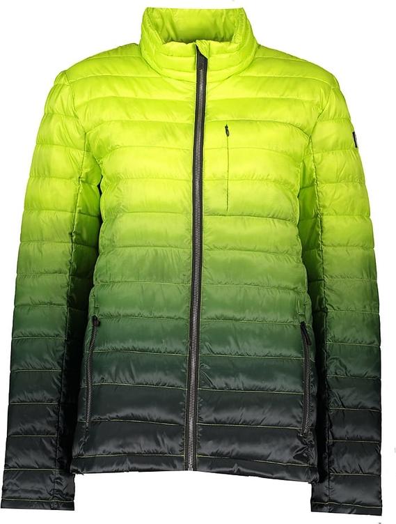 Zielona kurtka Killtec krótka w stylu casual