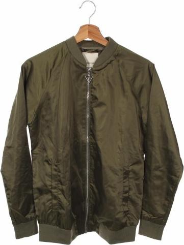Zielona kurtka Noppies w stylu casual