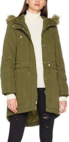 Zielona kurtka Vero Moda