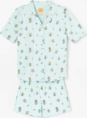 Zielona piżama Reserved dla dziewczynek