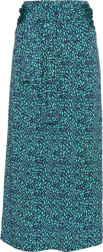 Zielona spódnica bonprix bpc selection w stylu casual maxi