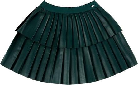 Zielona spódniczka dziewczęca Mayoral