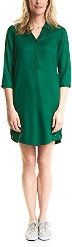 Zielona sukienka Cecil