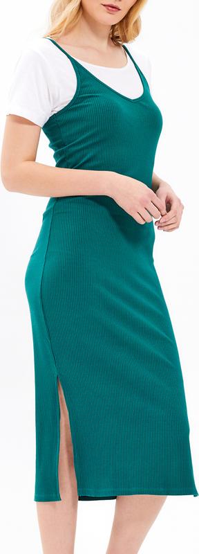 Zielona sukienka Gate midi