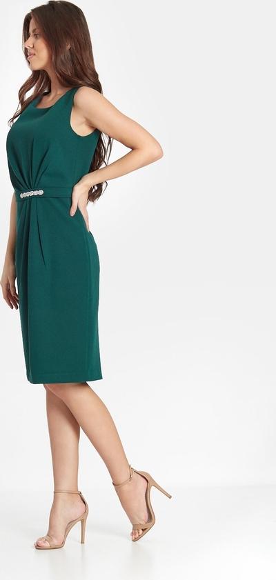 Zielona sukienka Marcelini