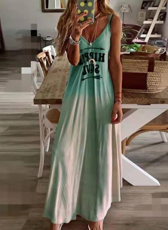 Zielona sukienka Sandbella