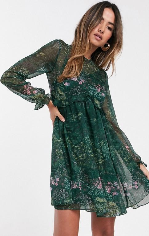 Zielona sukienka Ted Baker
