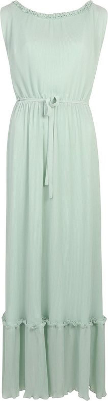 Zielona sukienka Top Secret bez rękawów