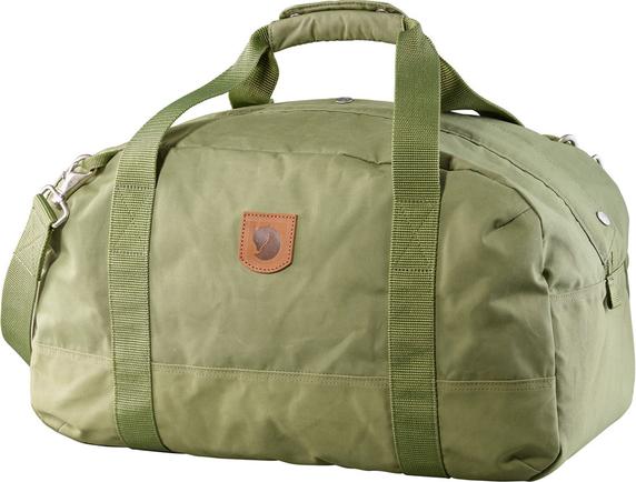 Zielona torba podróżna Fjällräven