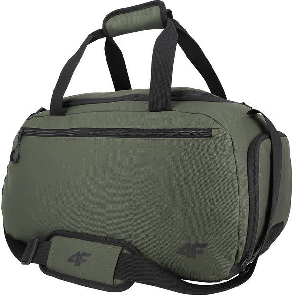 Zielona torba sportowa 4F
