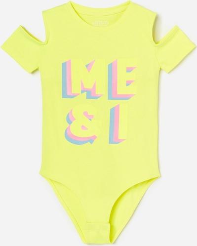 Zielone body niemowlęce Reserved