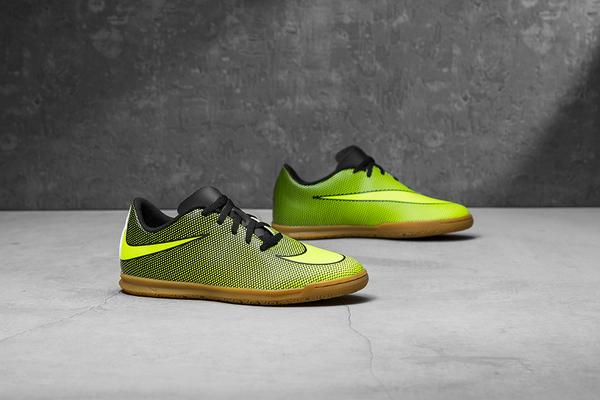 Zielone buty sportowe Nike