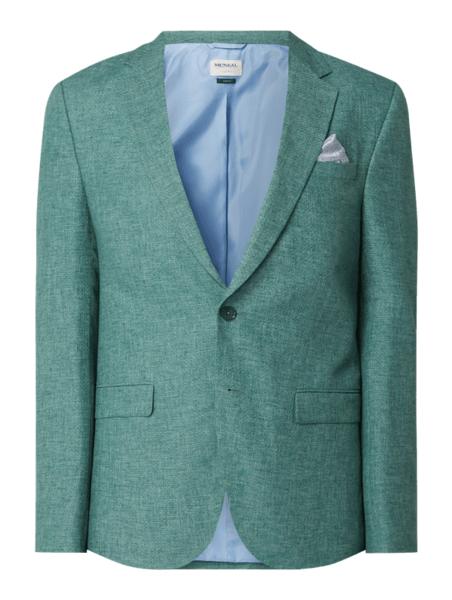 Zielony garnitur McNeal