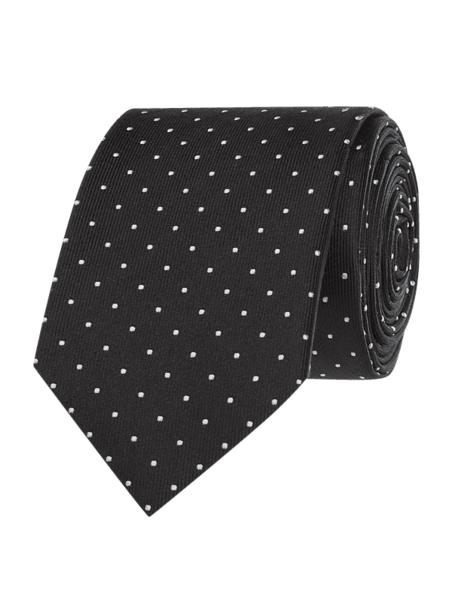 Zielony krawat Olymp