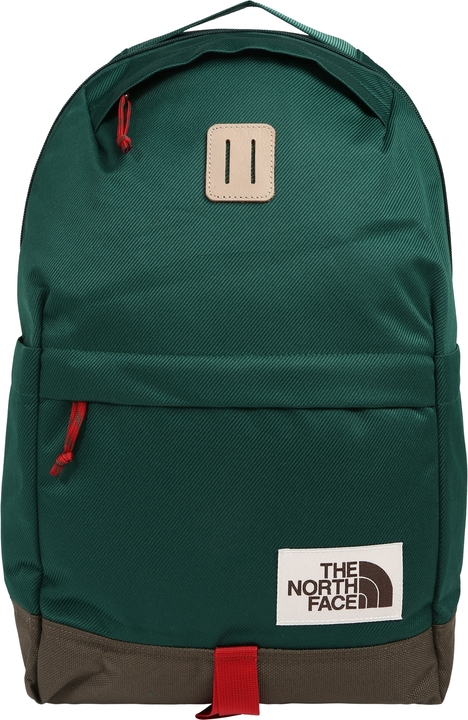 Zielony plecak The North Face