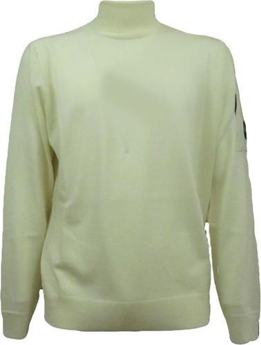 Zielony sweter C.P. Company w stylu casual