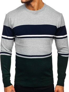 Zielony sweter Denley