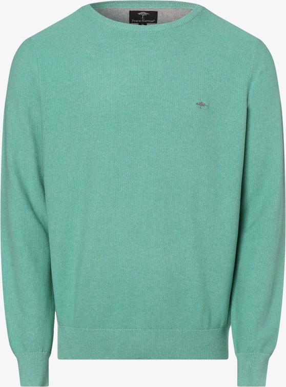 Zielony sweter Fynch Hatton