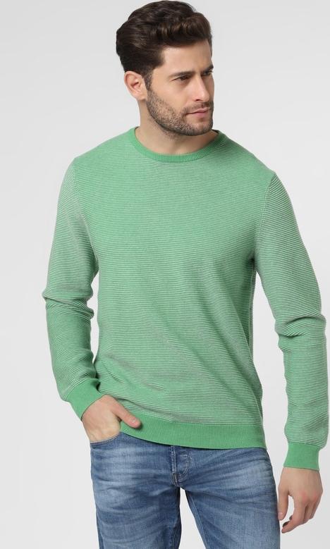 Zielony sweter Nils Sundström