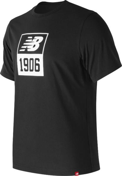 Zielony t-shirt New Balance