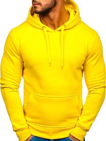 Żółta bluza Denley