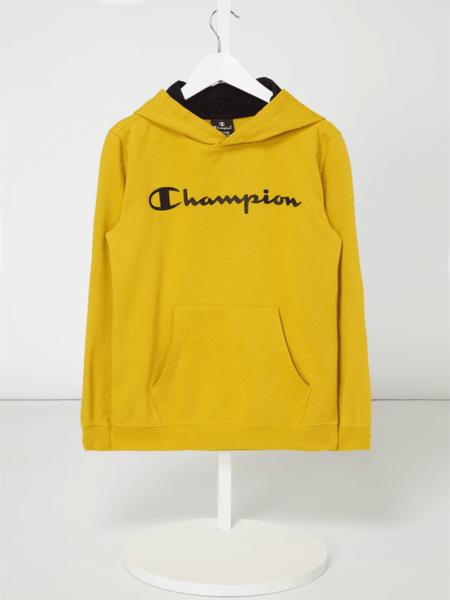 Żółta bluza dziecięca Champion