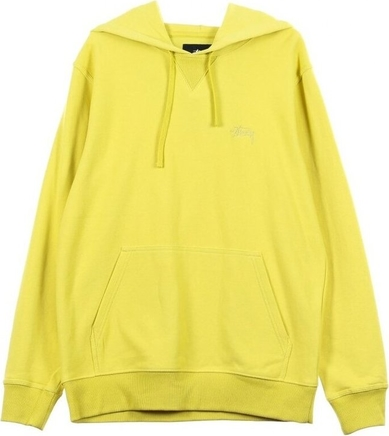 Żółta bluza Stussy
