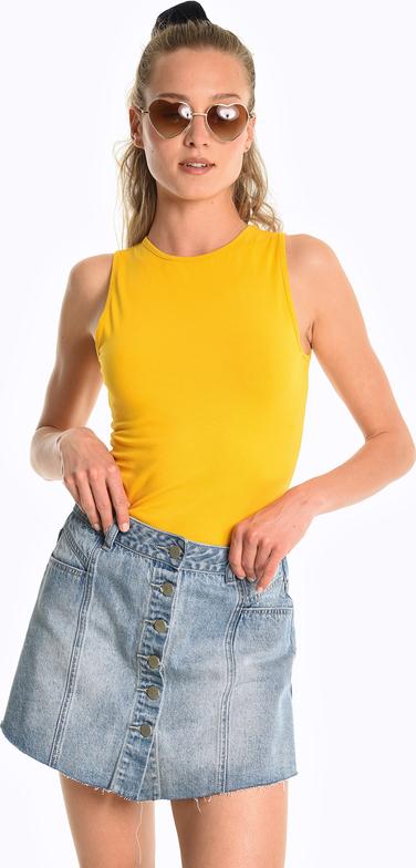 Żółta bluzka Gate