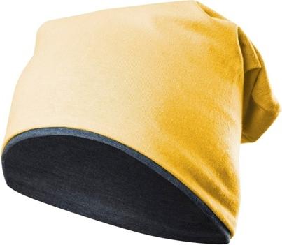 Żółta czapka Rennwear