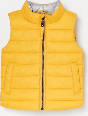 Żółta kamizelka dziecięca Reserved
