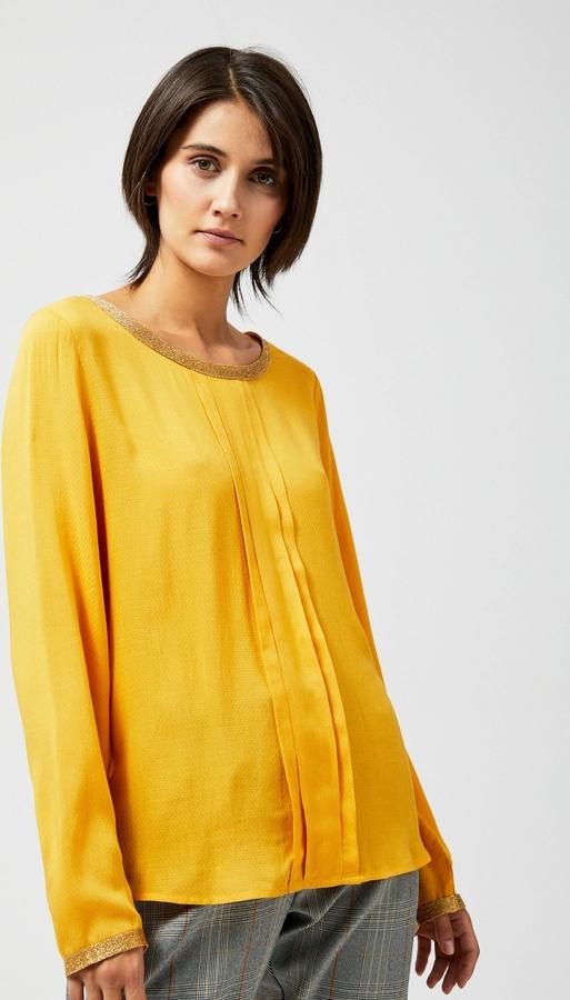 Żółta koszula Moodo