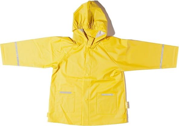 Żółta kurtka dziecięca Playshoes