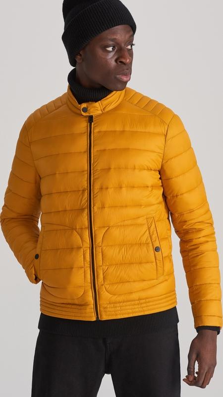 Żółta kurtka Reserved