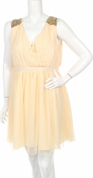Żółta sukienka Lamorena