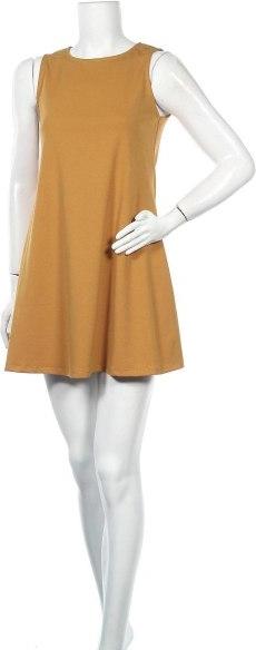 Żółta sukienka Piper & June
