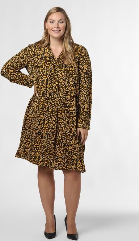 Żółta sukienka Samoon