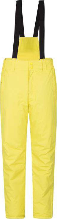 Żółte spodnie sportowe Mountain Warehouse
