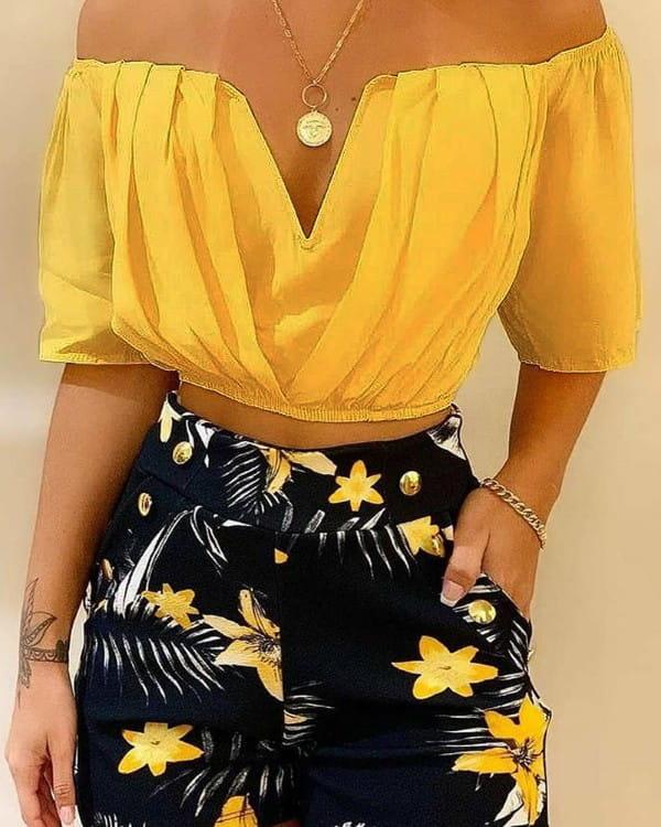Żółty Kendallme