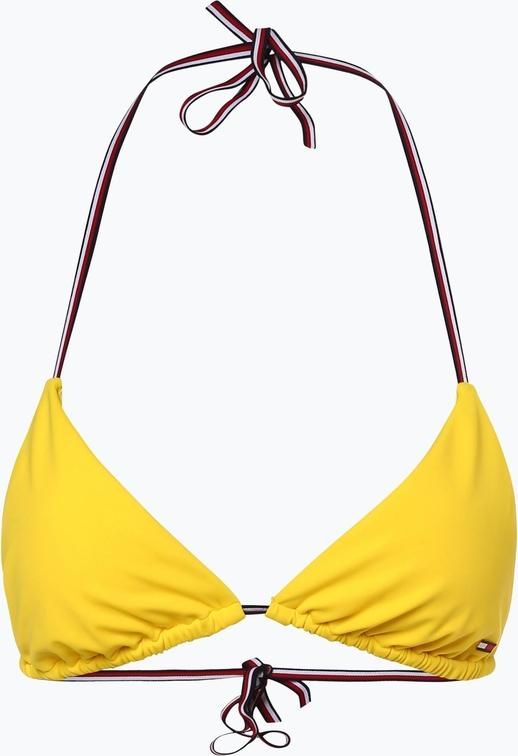 Żółty strój kąpielowy Tommy Hilfiger