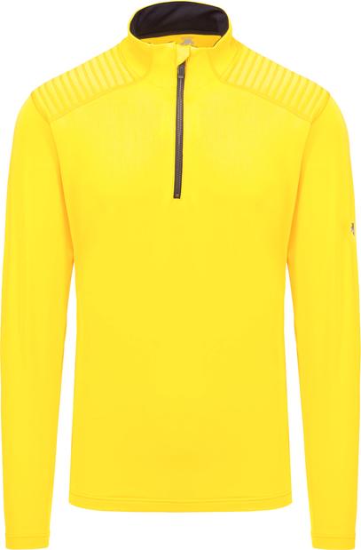 Żółty sweter Descente w młodzieżowym stylu