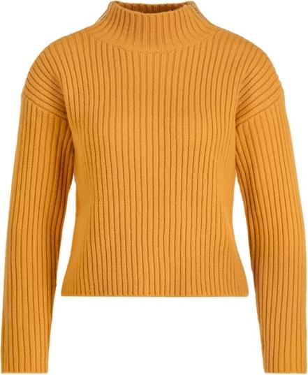 Żółty sweter Marciano