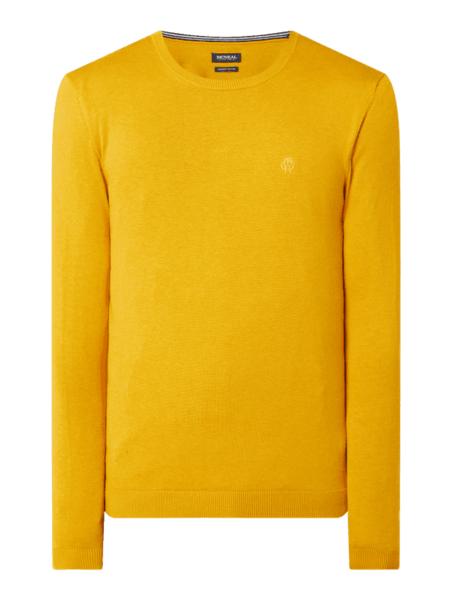 Żółty sweter McNeal