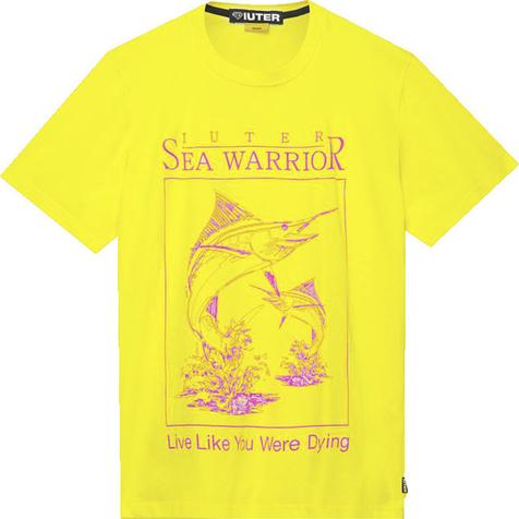 Żółty t-shirt Iuter