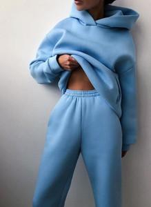 Spodnie sportowe Cikelly z dresówki
