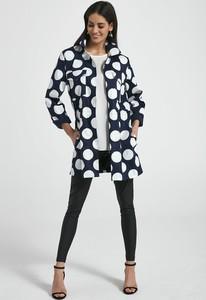 Kurtka Ennywear z tkaniny w stylu casual długa