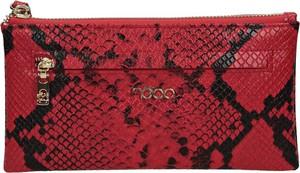Czerwony portfel NOBO