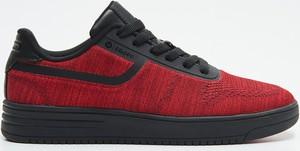 Cropp - Sportowe sneakersy - Czerwony