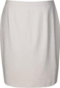 Spódnica Fokus z szyfonu w stylu casual
